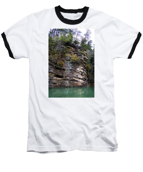 River Rock Baseball T-Shirt