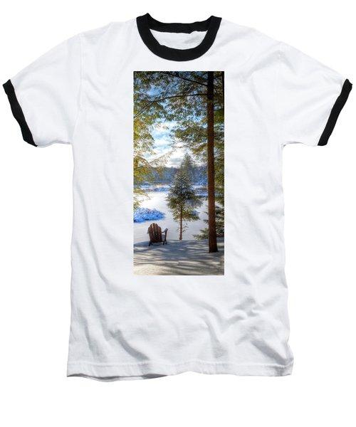 River View Baseball T-Shirt