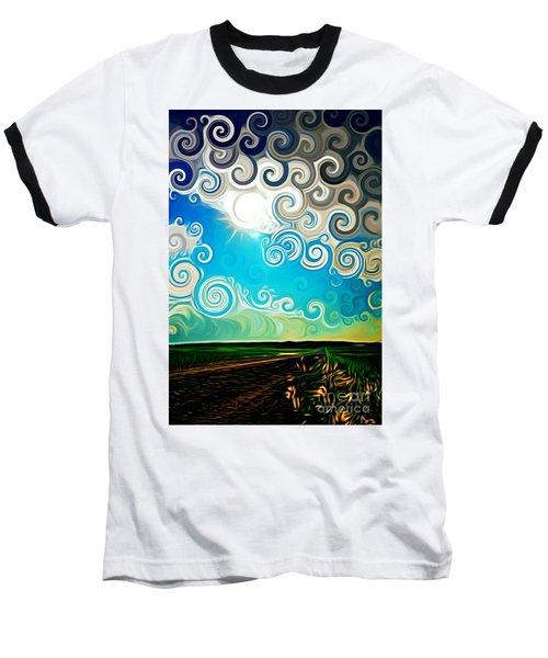 Road To Whimsy Baseball T-Shirt