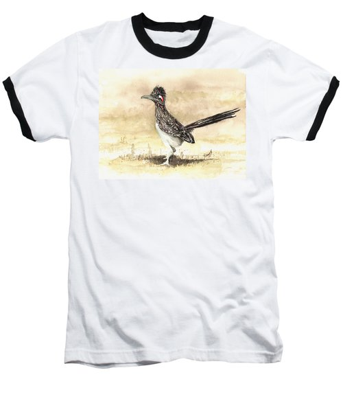 Roadrunner Baseball T-Shirt