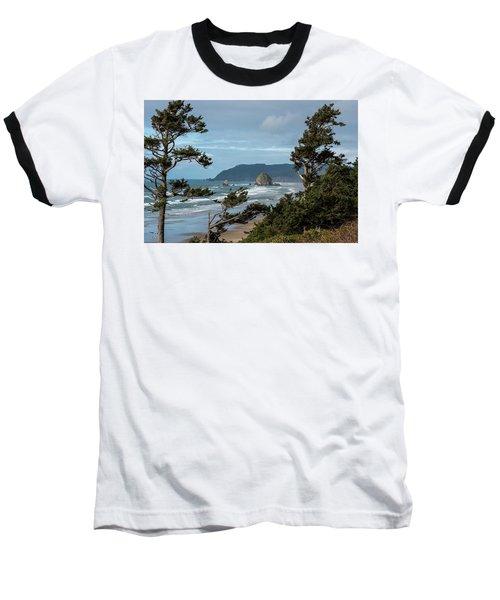 Roadside View Baseball T-Shirt
