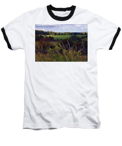 Roadside Wanderings Baseball T-Shirt