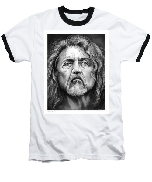 Robert Plant Baseball T-Shirt