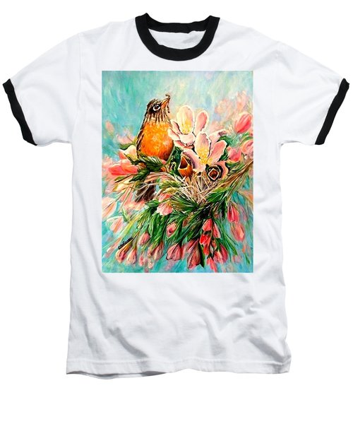 Robin Hood Baseball T-Shirt