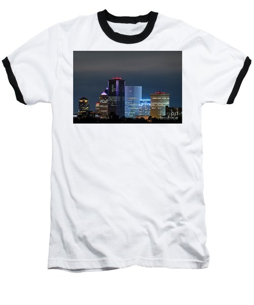 Rochester Ny Twilight Baseball T-Shirt