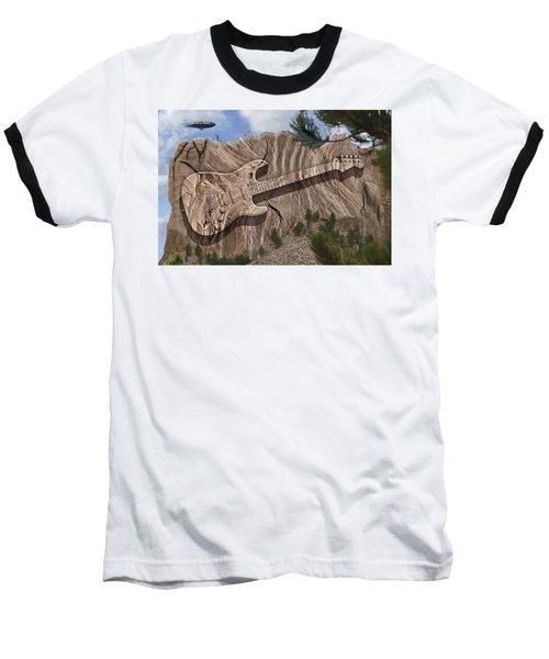 Rock And Roll Park 2 Baseball T-Shirt