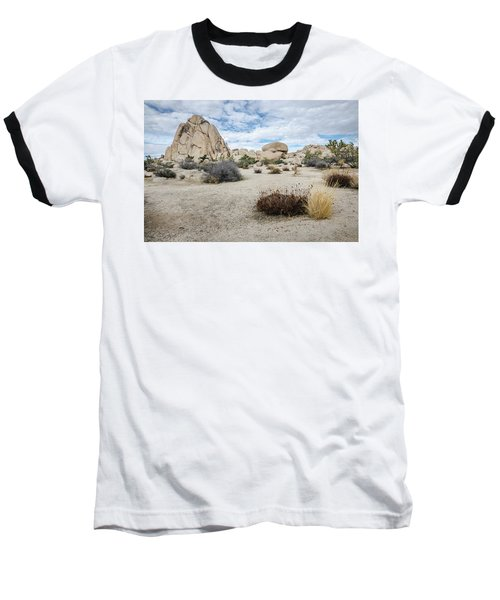Baseball T-Shirt featuring the photograph Rock Tower No.2 by Margaret Pitcher
