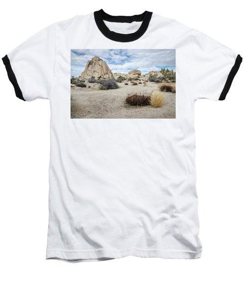 Rock Tower No.2 Baseball T-Shirt
