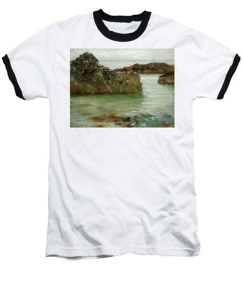Rocks At Newport Baseball T-Shirt
