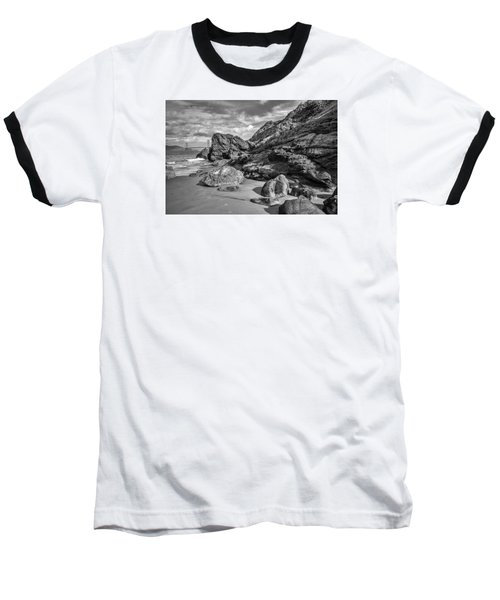Rocky China Beach San Francisco Baseball T-Shirt