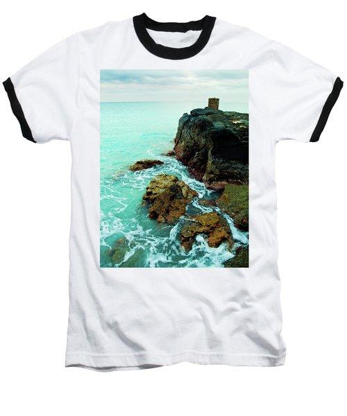 Rocky Landing Baseball T-Shirt