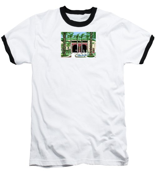 Roger Dean Stadium Baseball T-Shirt