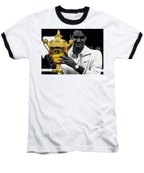 Roger Federer 2a Baseball T-Shirt