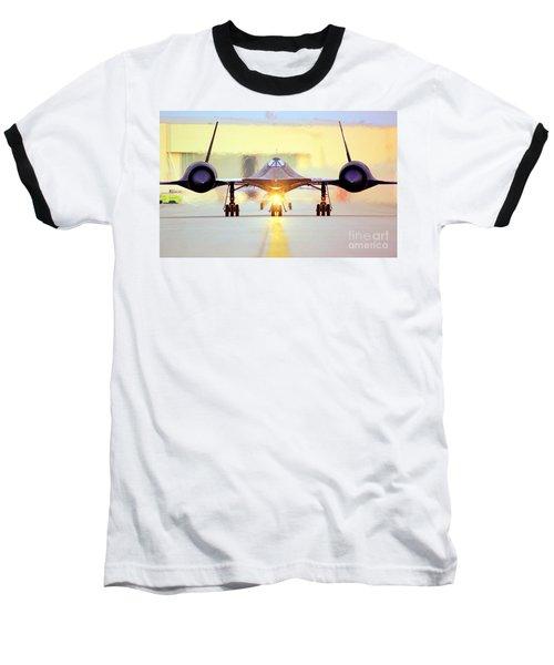 Roger That - Sr71 Jet Baseball T-Shirt