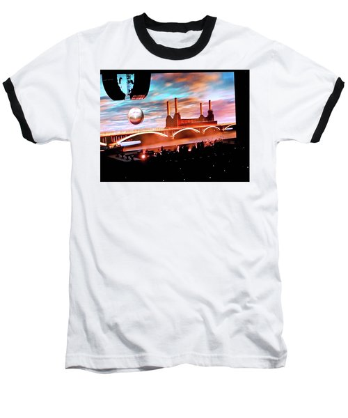 Roger Waters Tour 2017 - Welcome To The Machine Baseball T-Shirt