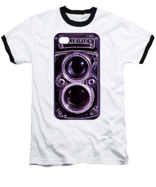 Eye Rolleiflex Euphoria Baseball T-Shirt by Joseph Mosley