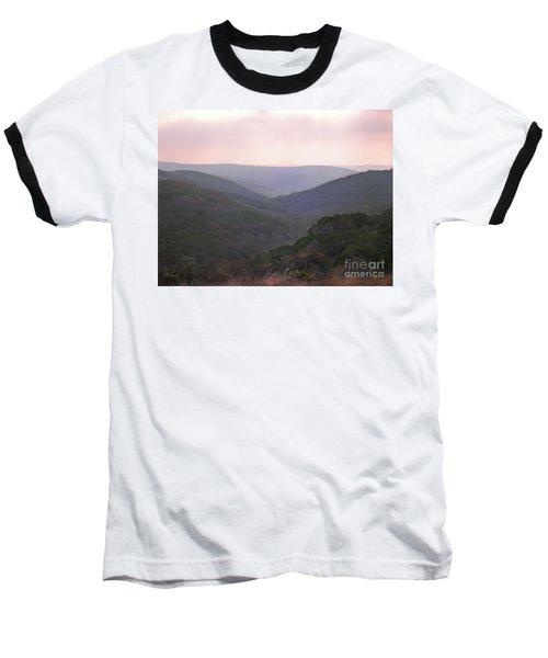 Rolling Hill Country Baseball T-Shirt by Felipe Adan Lerma