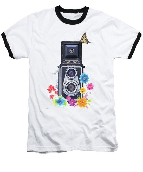 Rollop Baseball T-Shirt