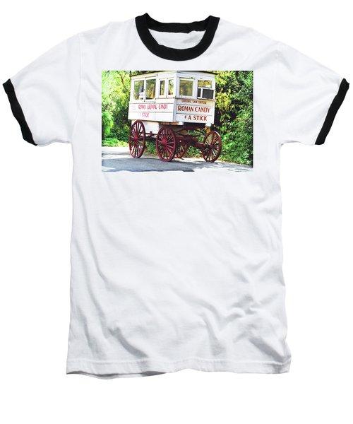 Roman Candy Baseball T-Shirt