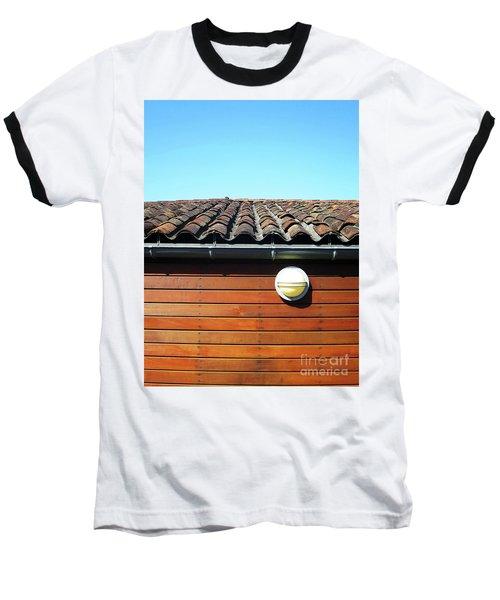 Roofline Ripples Baseball T-Shirt