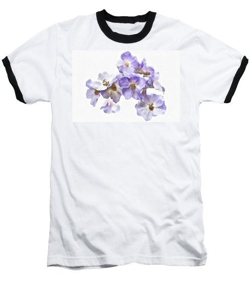 Rosa Canina - Watercolour Baseball T-Shirt