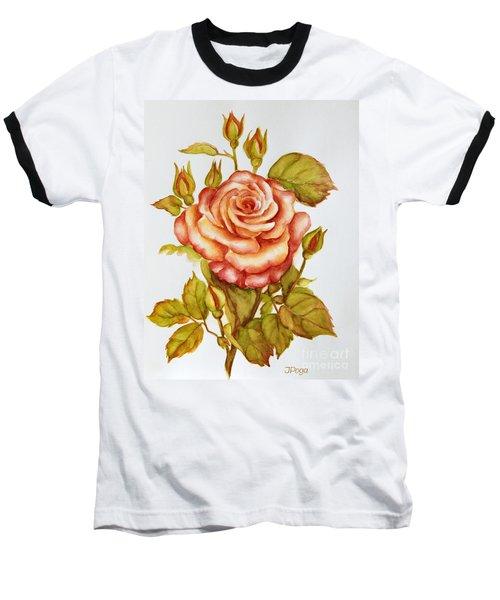 Rose For My Mom Baseball T-Shirt