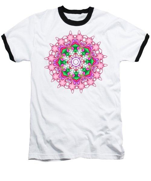 Rose Garden Baseball T-Shirt