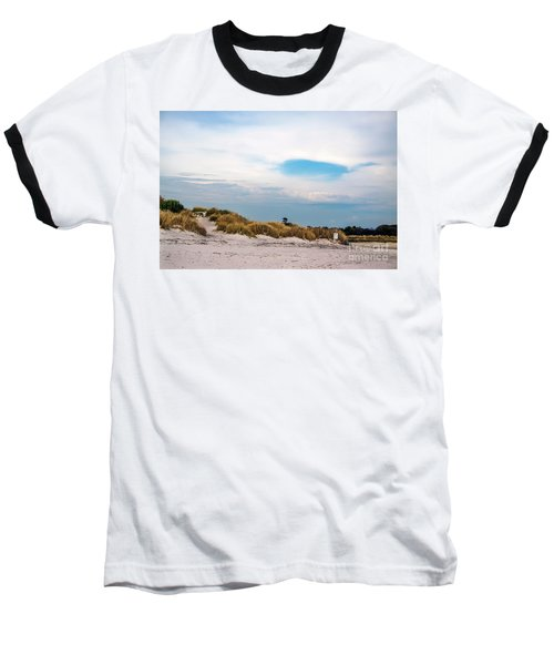 Rosignano Beach Baseball T-Shirt