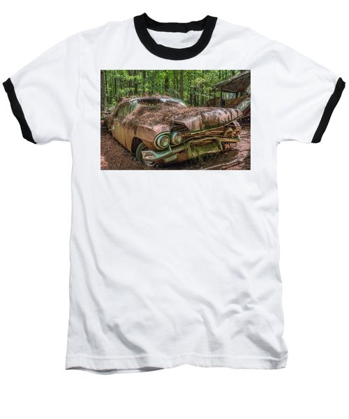 Rotting Classic In Color Baseball T-Shirt