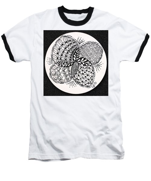 Round And Round Baseball T-Shirt