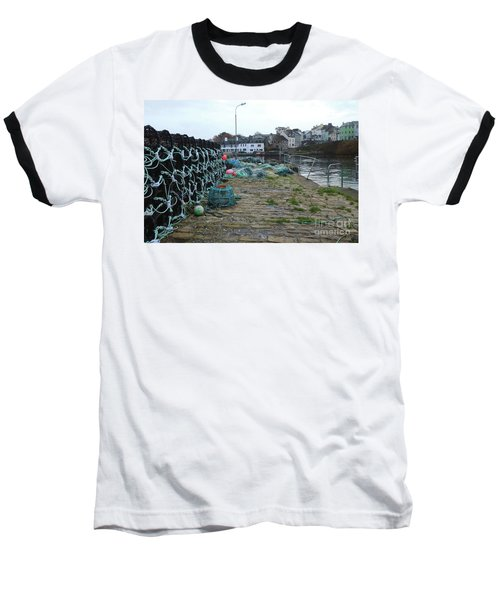 Roundstone 4 Baseball T-Shirt