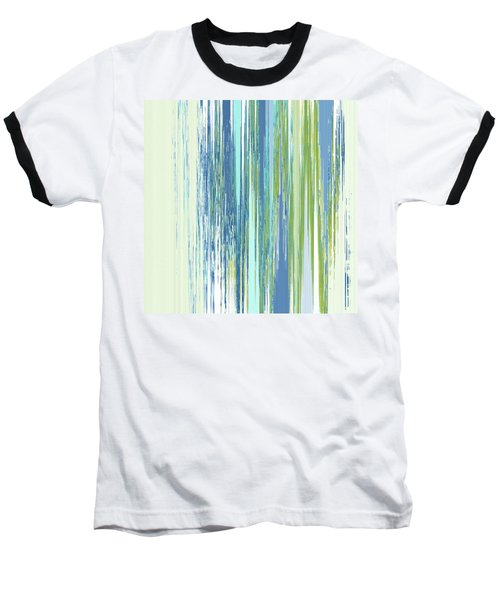 Rainy Street Baseball T-Shirt