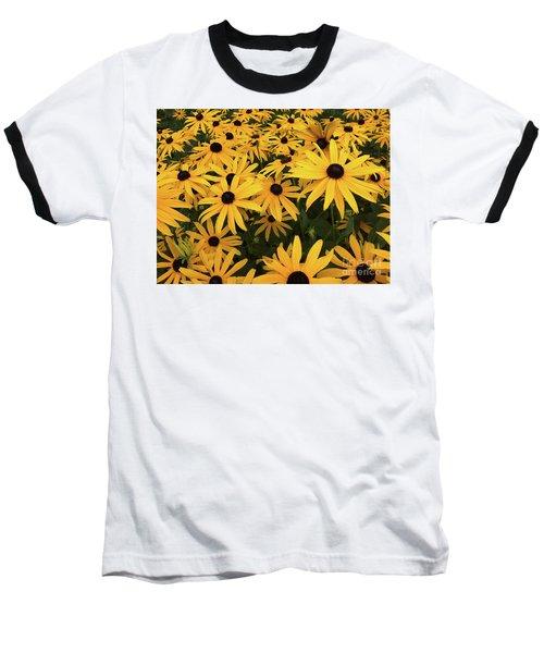 Rudbeckia Fulgida Goldsturm Baseball T-Shirt