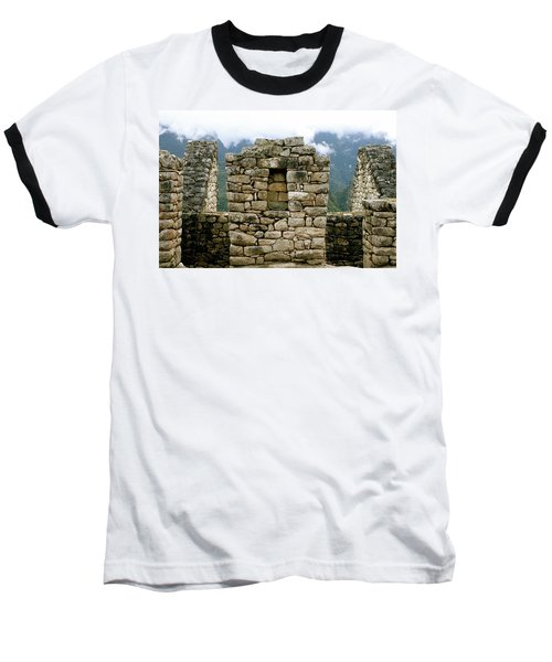 Ruins In A Lost City Baseball T-Shirt