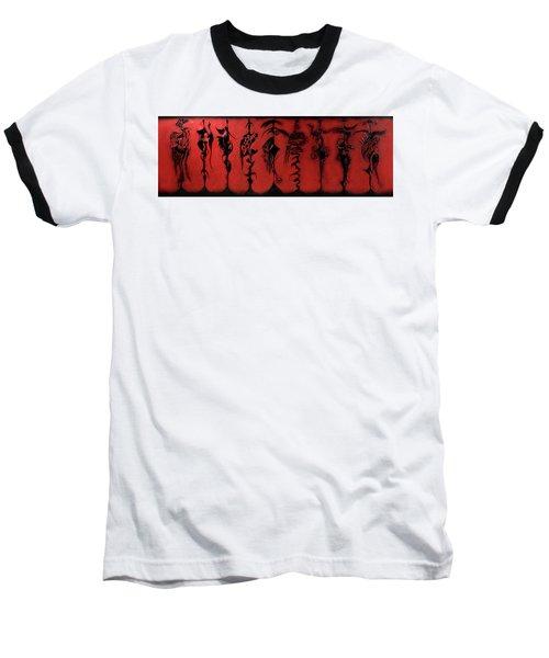 Runway Baseball T-Shirt