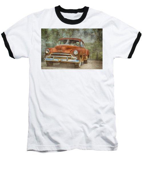 Rusty Baseball T-Shirt by Pamela Williams