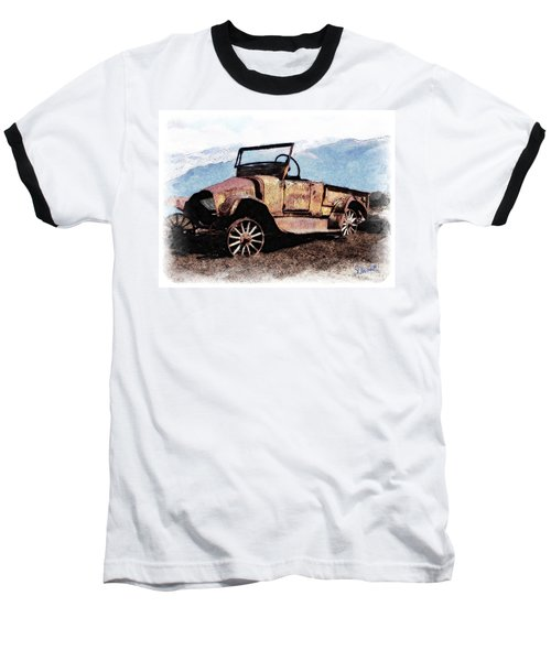 Rusty Baseball T-Shirt