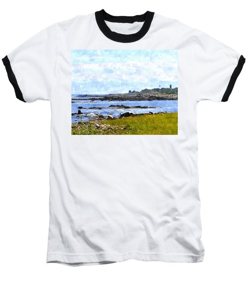 Rye Harbor Rhwc Baseball T-Shirt