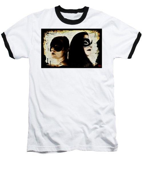 Ryli And Corinne 1 Baseball T-Shirt