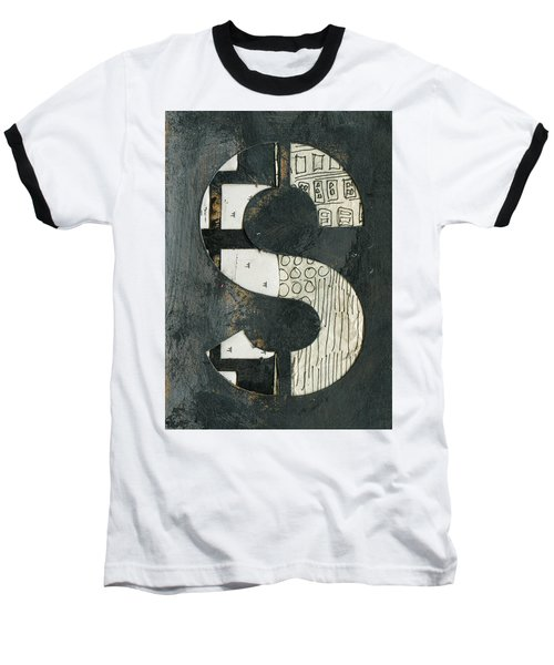 The Letter S Baseball T-Shirt