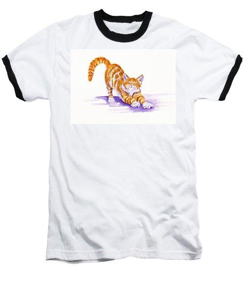 S-t-r-e-t-c-h Baseball T-Shirt