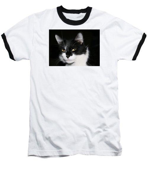 Sabrina Baseball T-Shirt by Karen Harrison