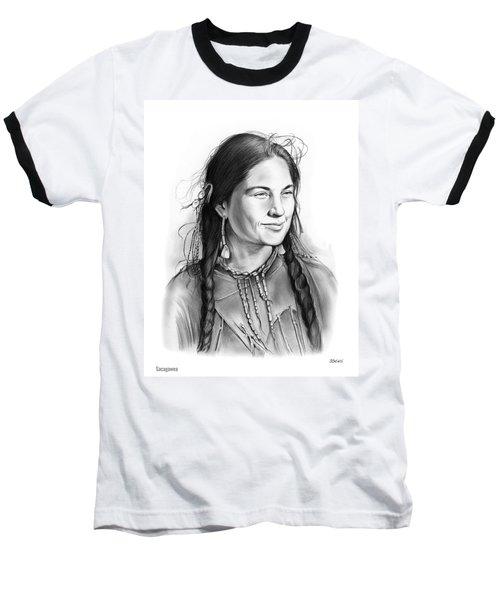 Sacagawea Baseball T-Shirt