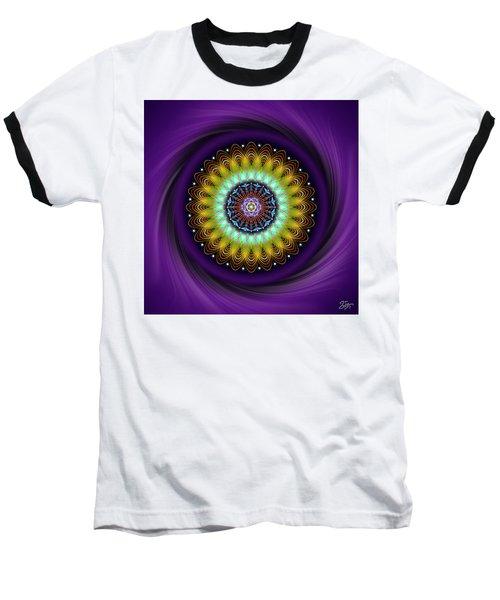 Sacred Geometry 710 Baseball T-Shirt