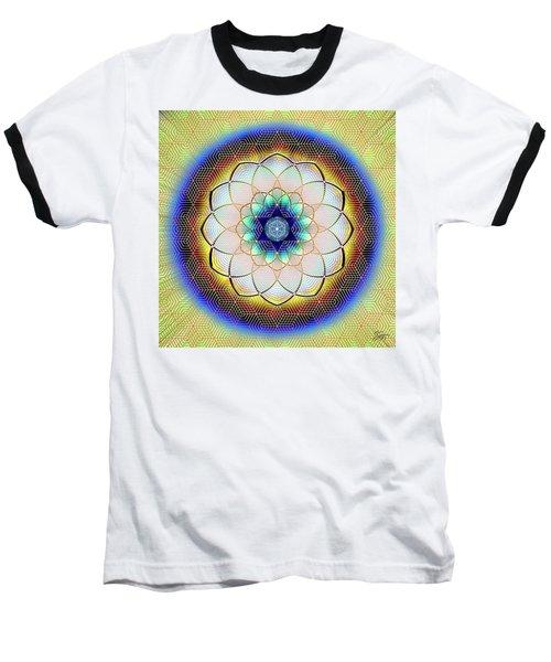 Sacred Geometry 723 Baseball T-Shirt