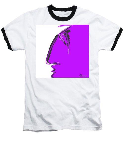 Sad Grape Baseball T-Shirt
