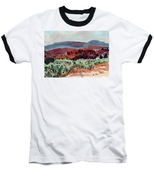 Sage Sand And Sierra Baseball T-Shirt by Donald Maier