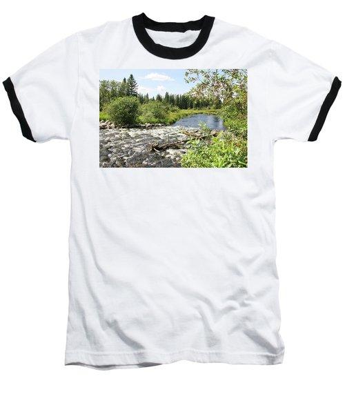 Saginas Lake Baseball T-Shirt