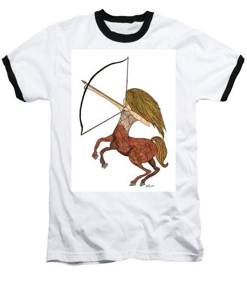 Sagittarius Baseball T-Shirt
