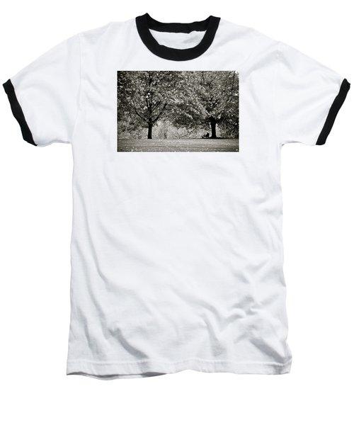 Saint James Repose Baseball T-Shirt